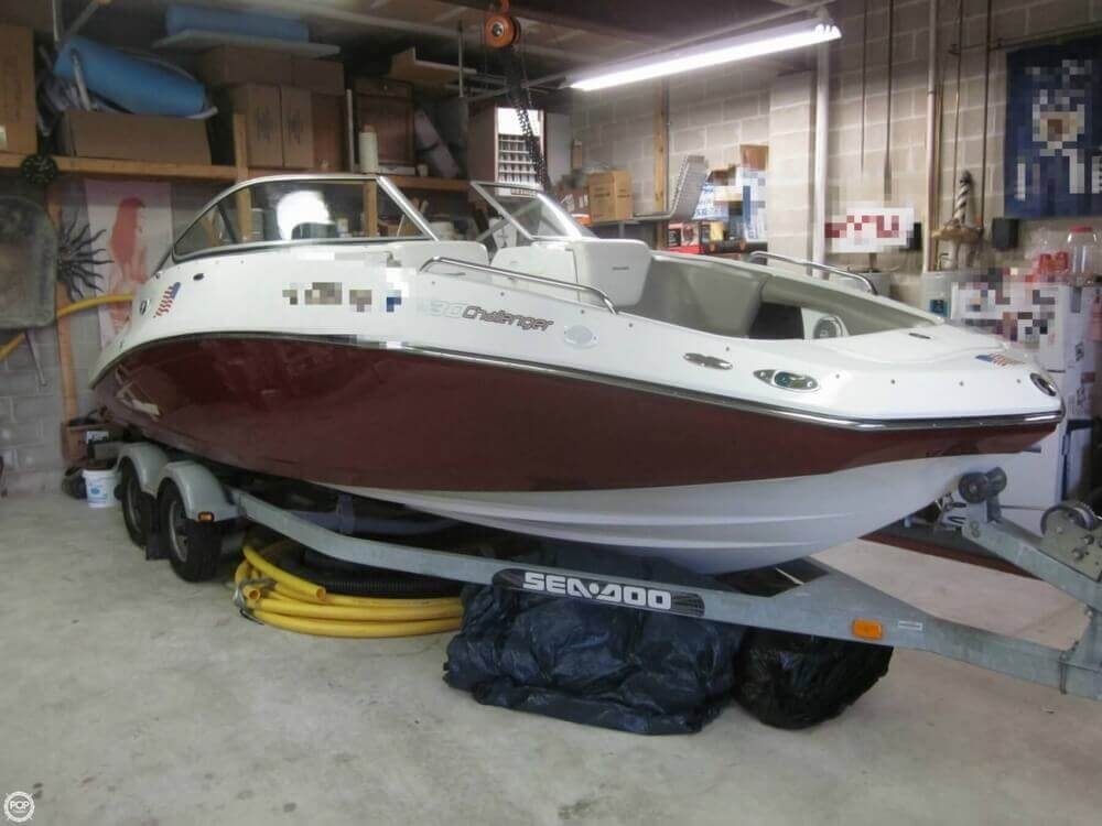 2009 Sea-Doo 230 Challenger SE - Photo #13