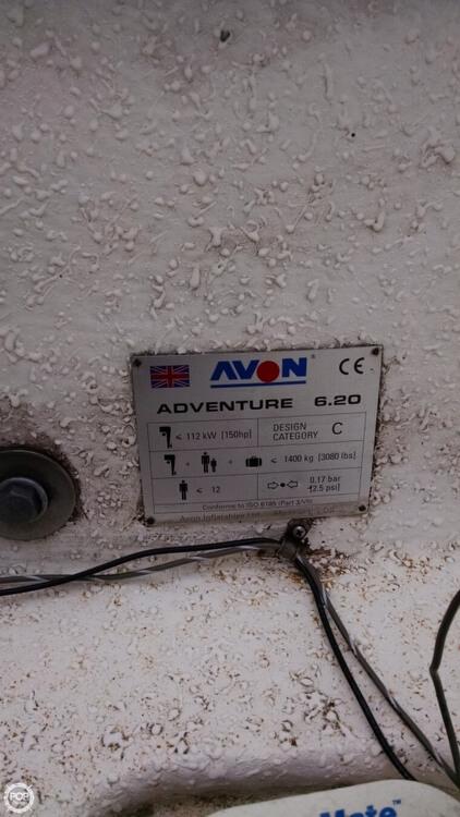 2006 Avon 620 Adventure - Photo #23