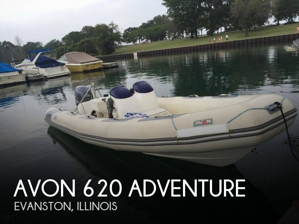 2006 AVON 620 ADVENTURE for sale