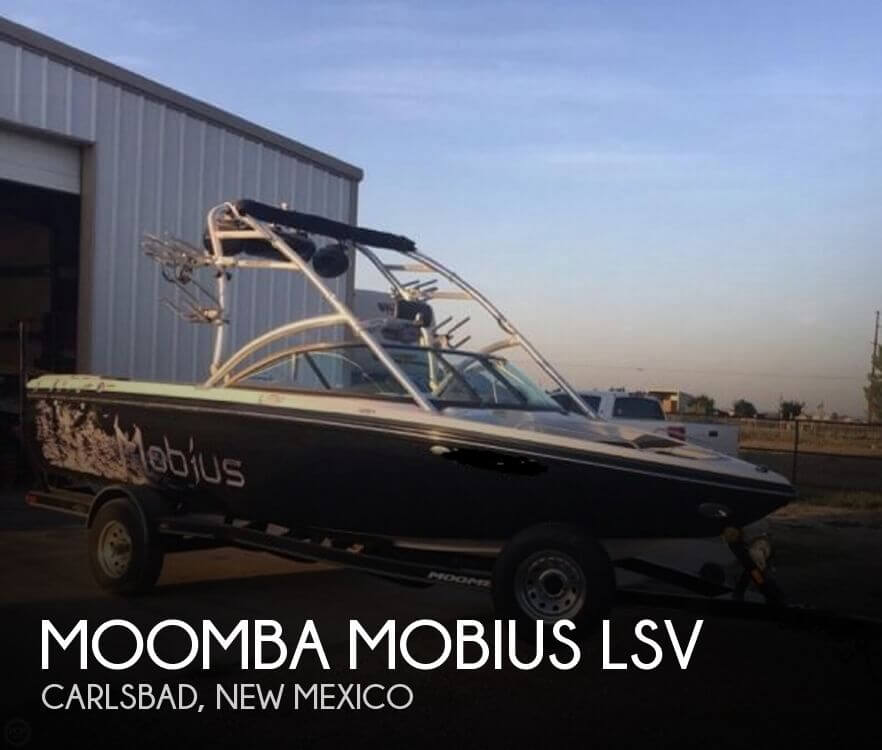 Used Boats For Sale in New Mexico by owner | 2010 Moomba 21