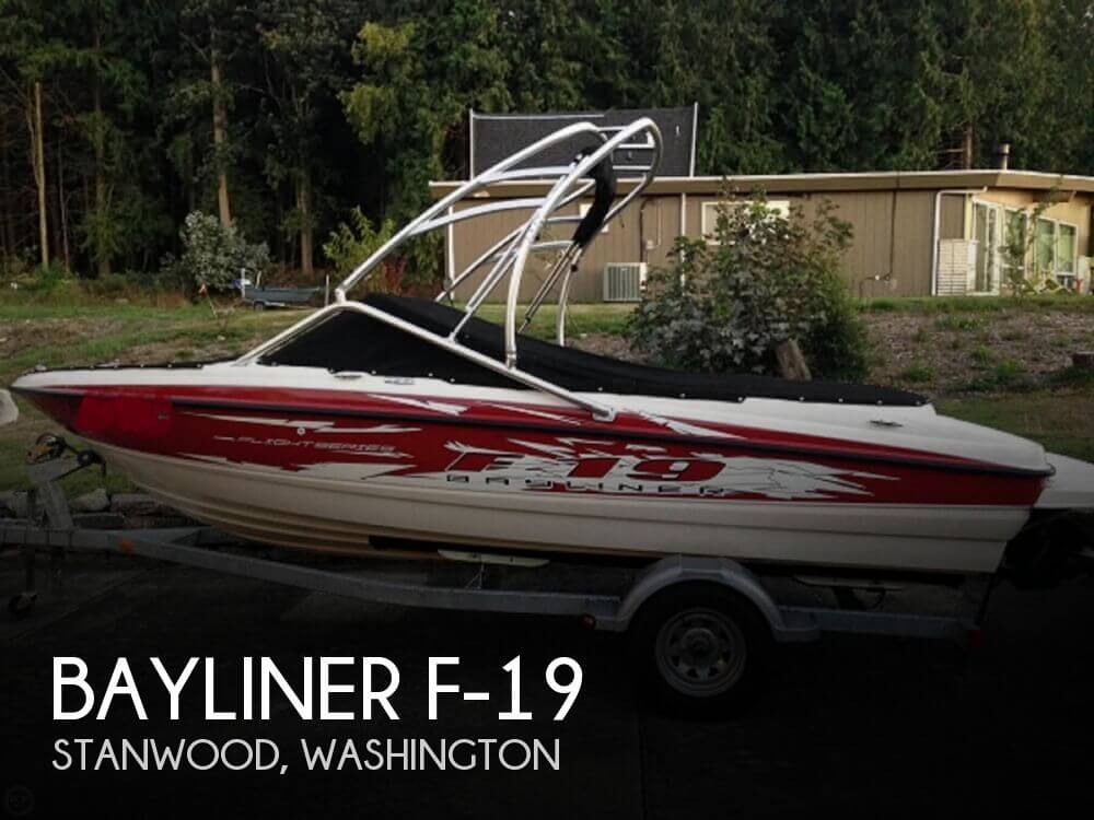 Used Bayliner 18 Boats For Sale by owner | 2010 Bayliner 18