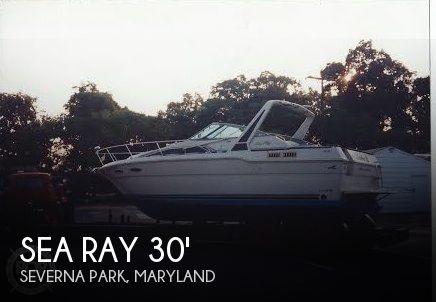 1988 Sea Ray 300 Weekender - Photo #1