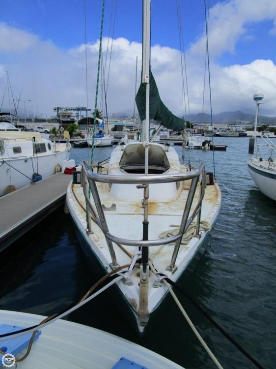 1970 Albin Yachts Singoalla 33 - Photo #7