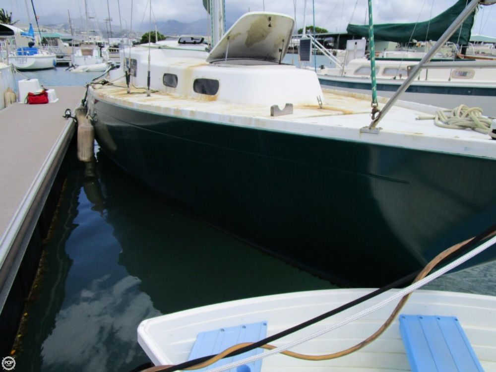 1970 Albin Yachts Singoalla 33 - Photo #10