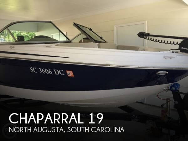 Used Chaparral Ski Boats For Sale by owner | 2015 Chaparral 19