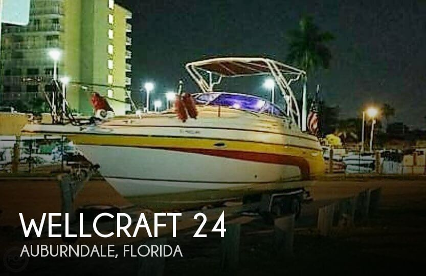 Used Wellcraft 24 Boats For Sale by owner | 1993 Wellcraft 24