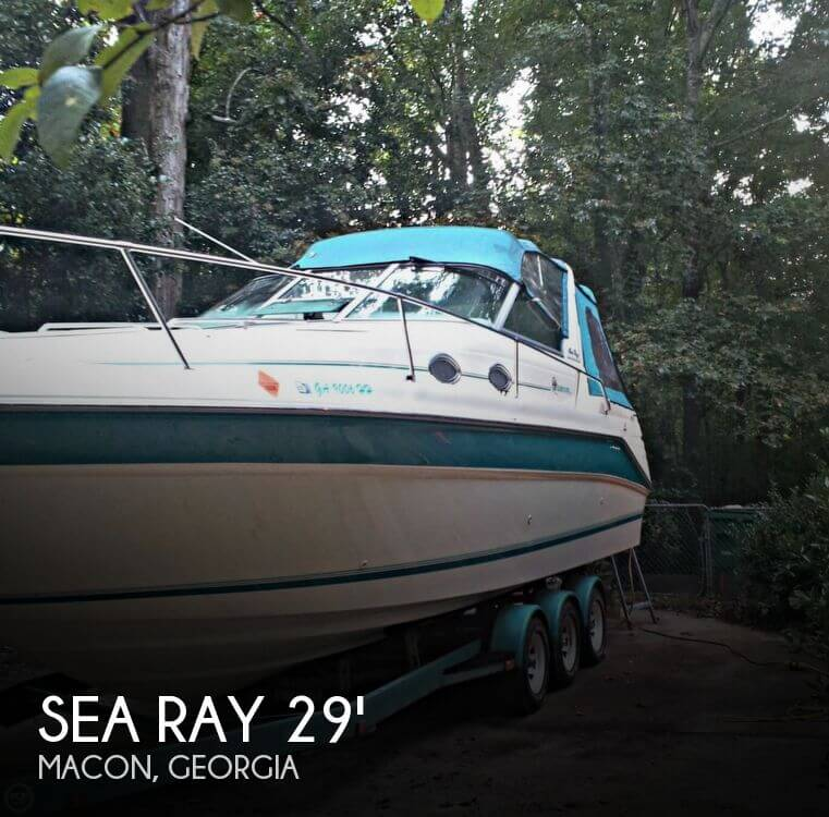 1995 Sea Ray 290 Sundancer - Photo #1