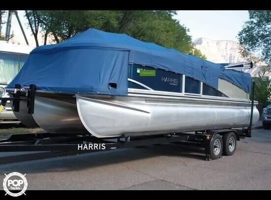 2014 Harris 230 Grand Mariner - Photo #2