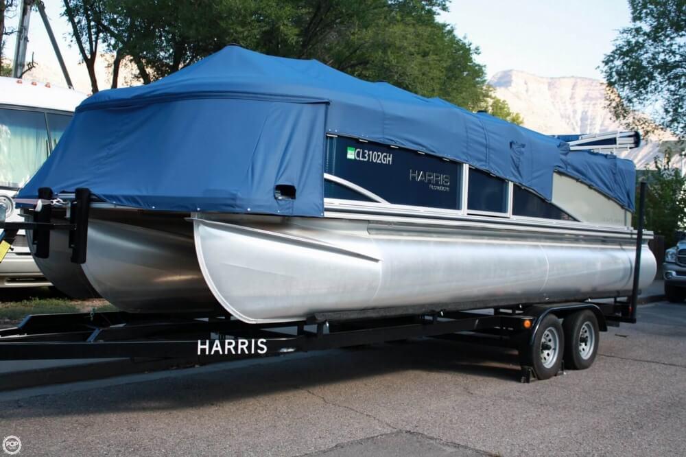2014 Harris 230 Grand Mariner - Photo #13