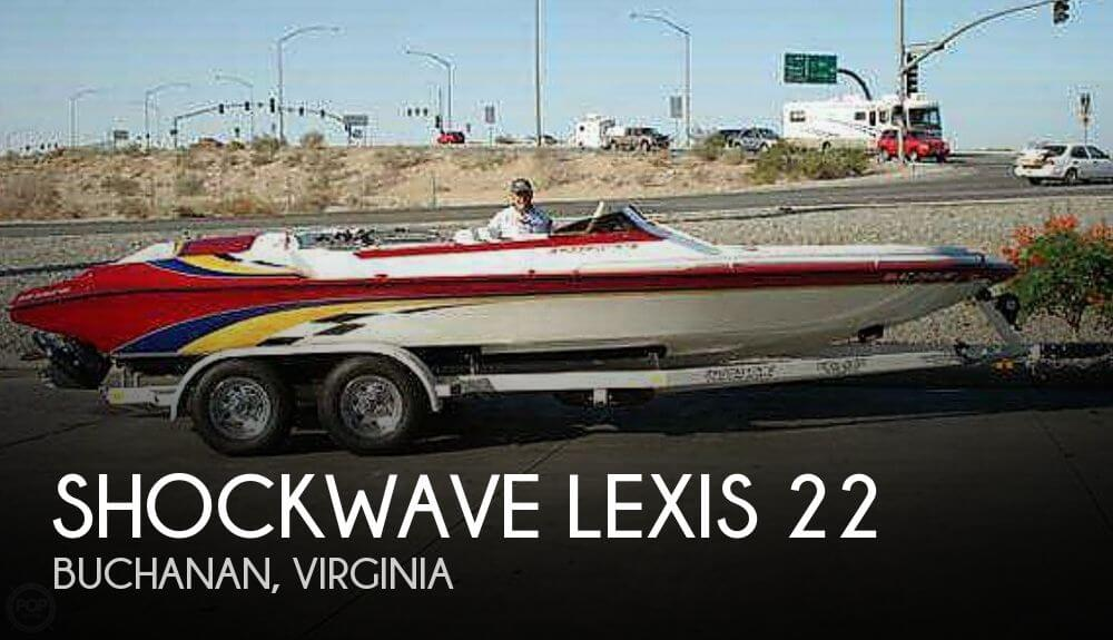 2002 Shockwave Lexis 22 - Photo #1