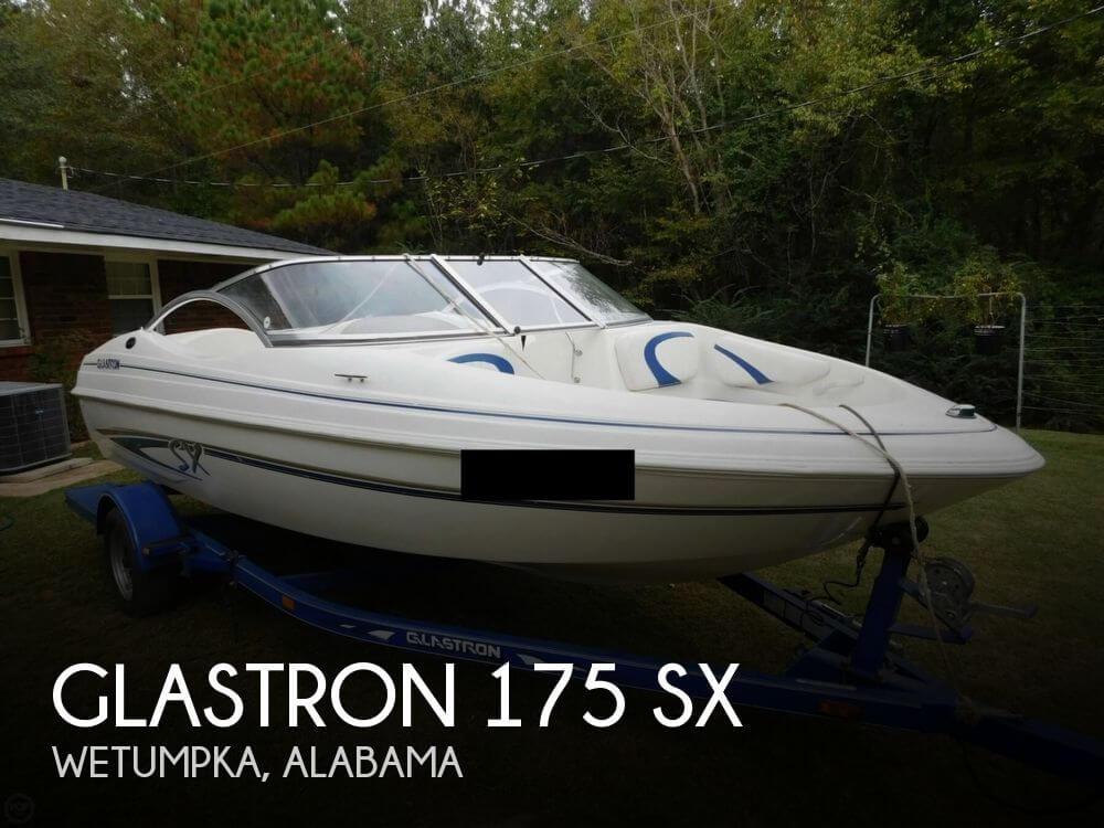 2005 Glastron 175 SX - Photo #1