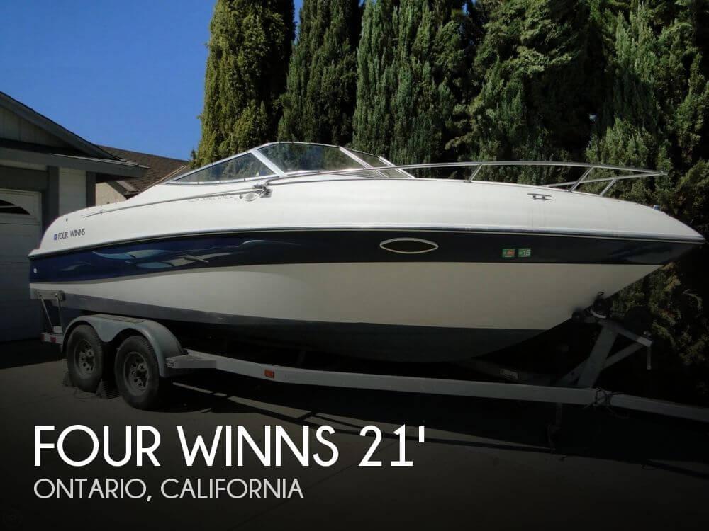 1996 Four Winns Sundowner 225 DLX - Photo #1