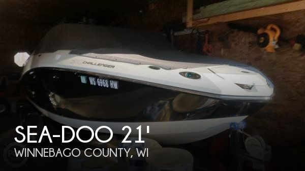 Used Boats For Sale in Green Bay, Wisconsin by owner | 2012 Sea-Doo 21