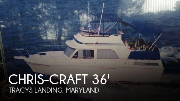 1987 Chris-Craft Catalina 362 - Photo #1