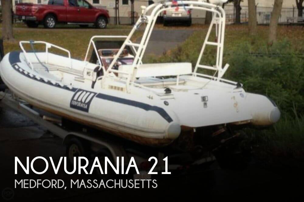Used Novurania Boats For Sale by owner | 1997 Novurania 21