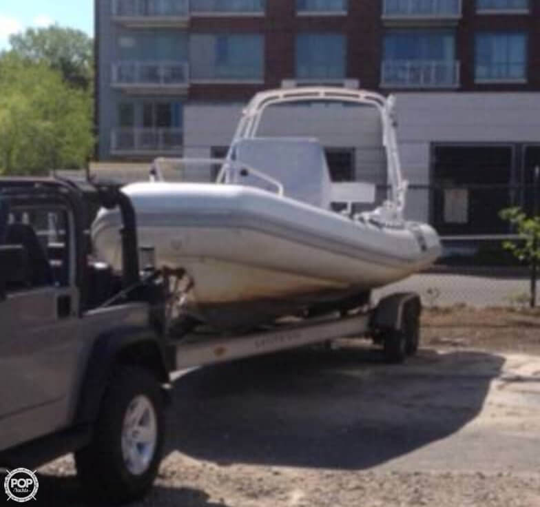 1997 Novurania boat for sale, model of the boat is 21 & Image # 4 of 15