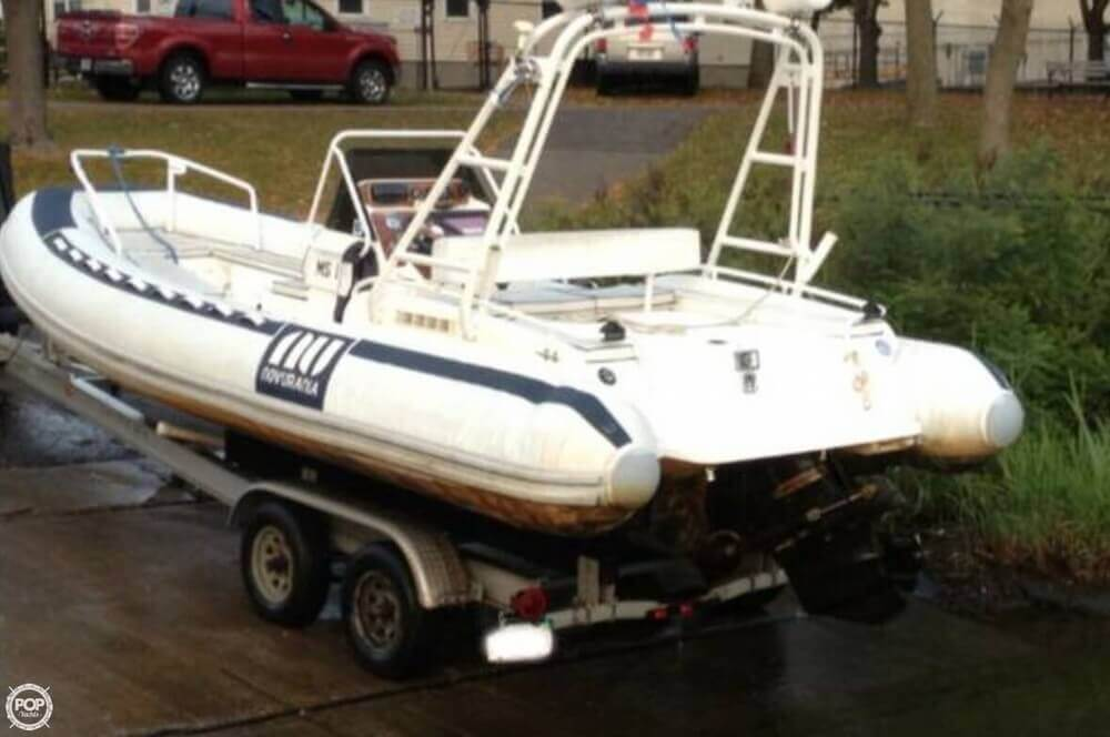 1997 Novurania boat for sale, model of the boat is 21 & Image # 5 of 15