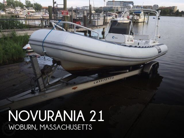 1997 Novurania boat for sale, model of the boat is 21 & Image # 1 of 16