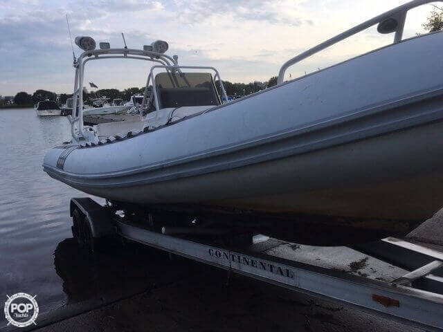 1997 Novurania boat for sale, model of the boat is 21 & Image # 12 of 15