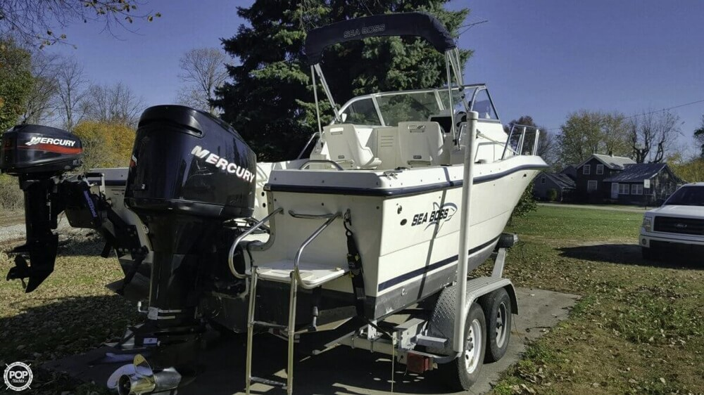 2006 Sea Boss 210 WA - Photo #6