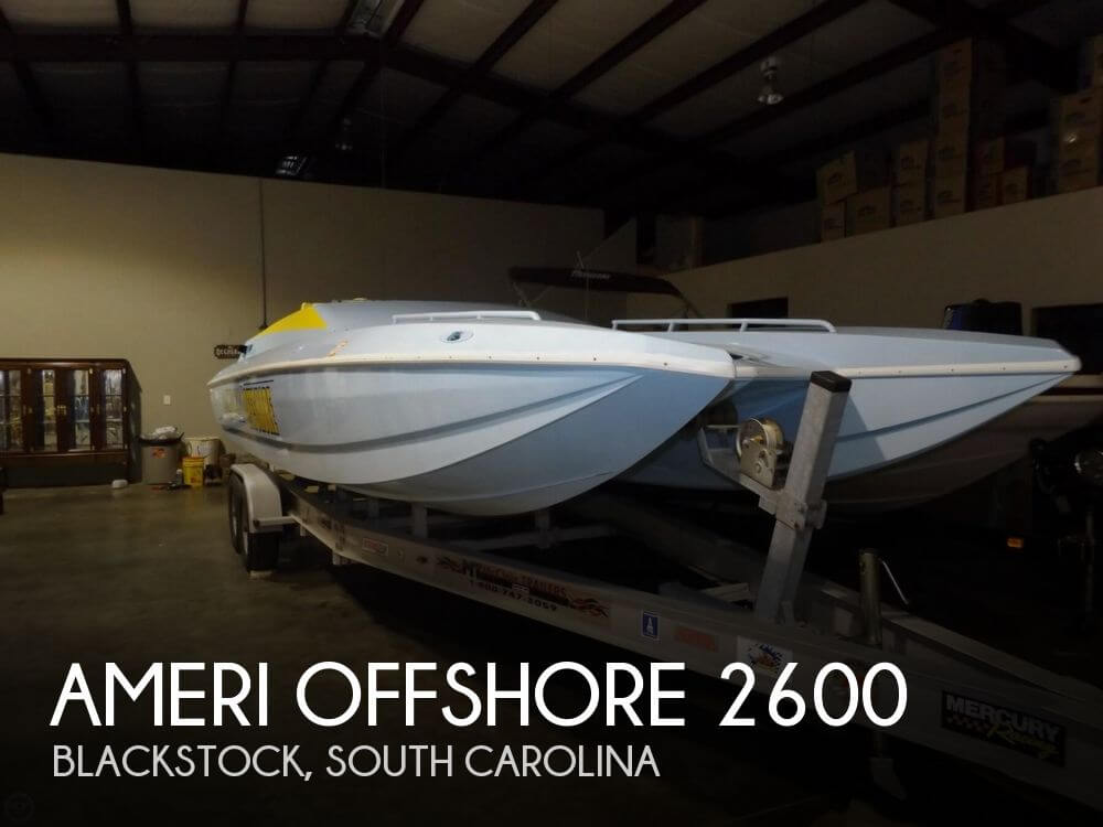 1999 American Offshore 2600 - Photo #1