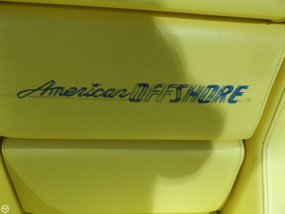 1999 American Offshore 2600 - Photo #33