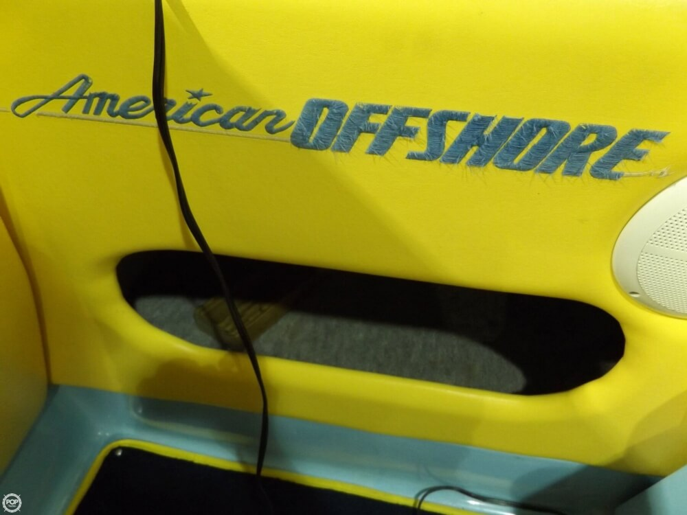 1999 American Offshore 2600 - Photo #35