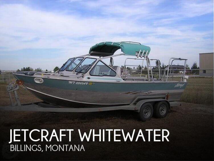 2001 Jetcraft Whitewater - Photo #1