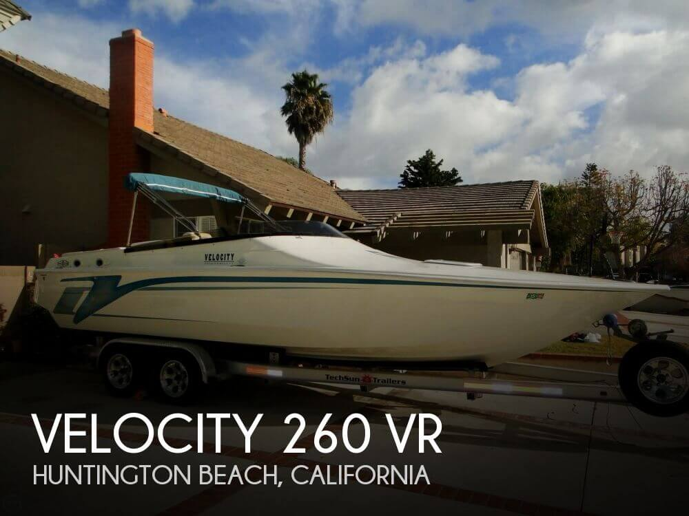 2006 Velocity 260 VR - Photo #1