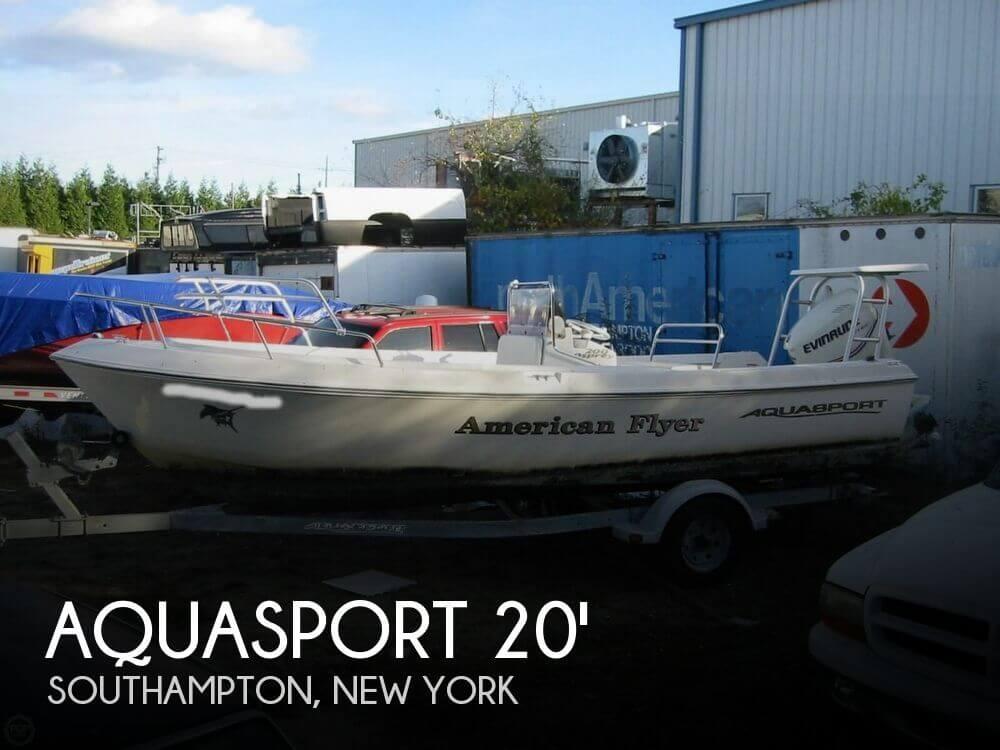 2004 Aquasport 200 Osprey - Photo #1