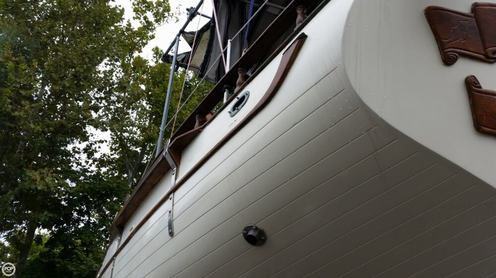 Wood Trim And Hull Fittings