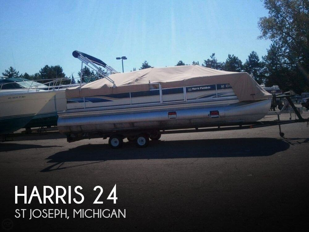 Pontoon Boats For Sale in Michigan | Used Pontoon Boats ...