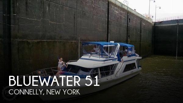 1988 Bluewater 51 - Photo #1