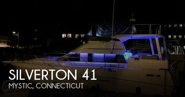 Used Silverton Motoryachts For Sale by owner | 1995 Silverton 41