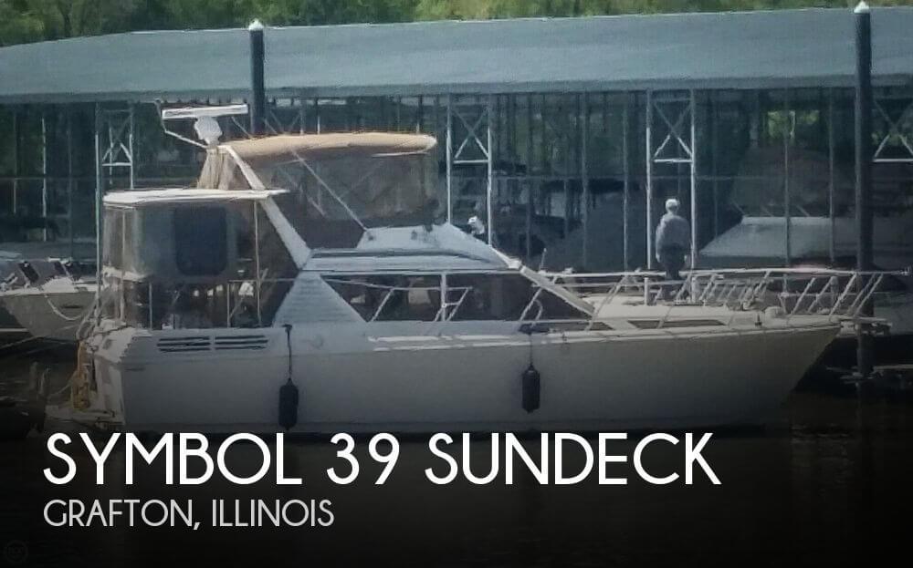 1988 SYMBOL YACHTS 39 SUNDECK for sale