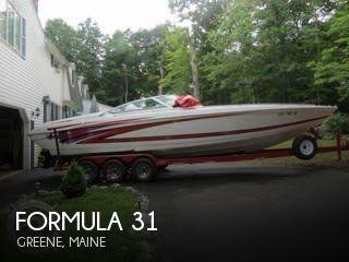 2001 Formula 31 Power Boat For Sale In Greene Me