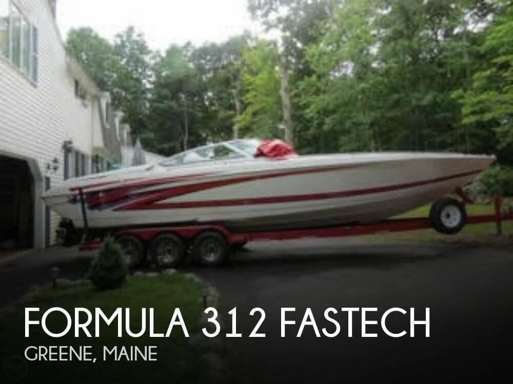 2001 Formula 312 Fastech - Photo #1