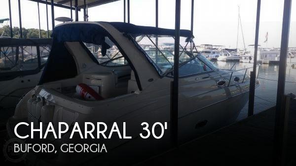 2001 Chaparral 300 Signature - Photo #1
