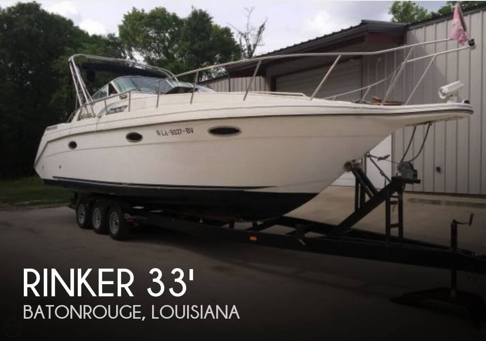 Used Rinker 33 Boats For Sale by owner | 1990 Rinker 33