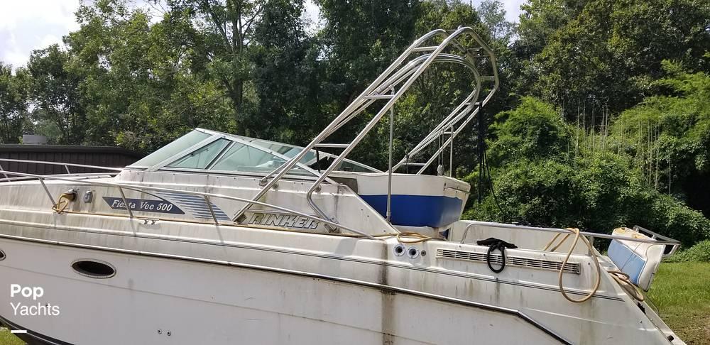 1990 Rinker boat for sale, model of the boat is 300 Fiesta Vee & Image # 31 of 40