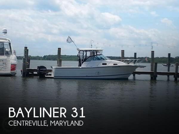 1997 Bayliner 31' Sport Fisher