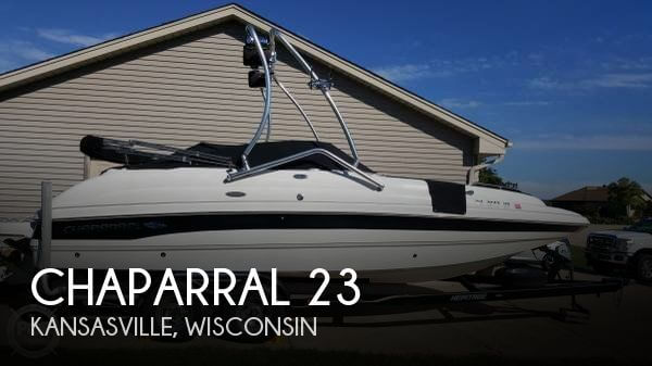 Used Chaparral 23 Boats For Sale by owner | 2002 Chaparral 23