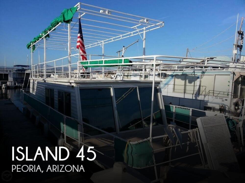1991 Island Boat Works 45 - Photo #1