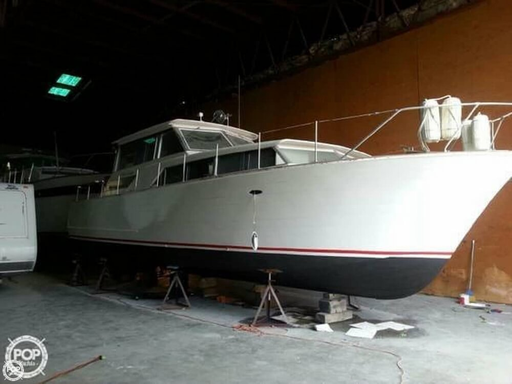 1966 Chris Craft boat for sale, model of the boat is Constellation Hard Top & Image # 7 of 40