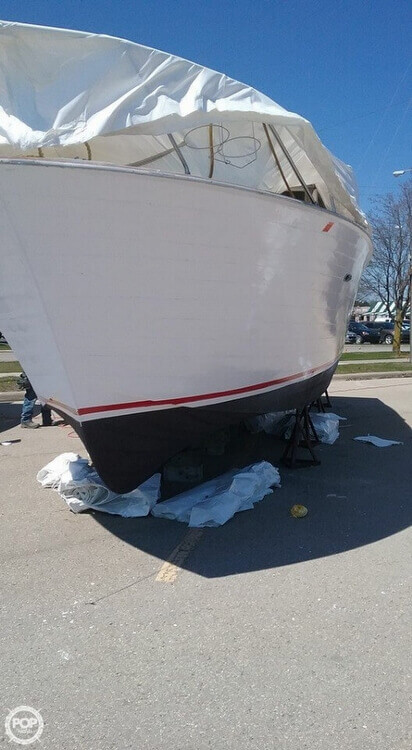1966 Chris Craft boat for sale, model of the boat is Constellation Hard Top & Image # 26 of 40