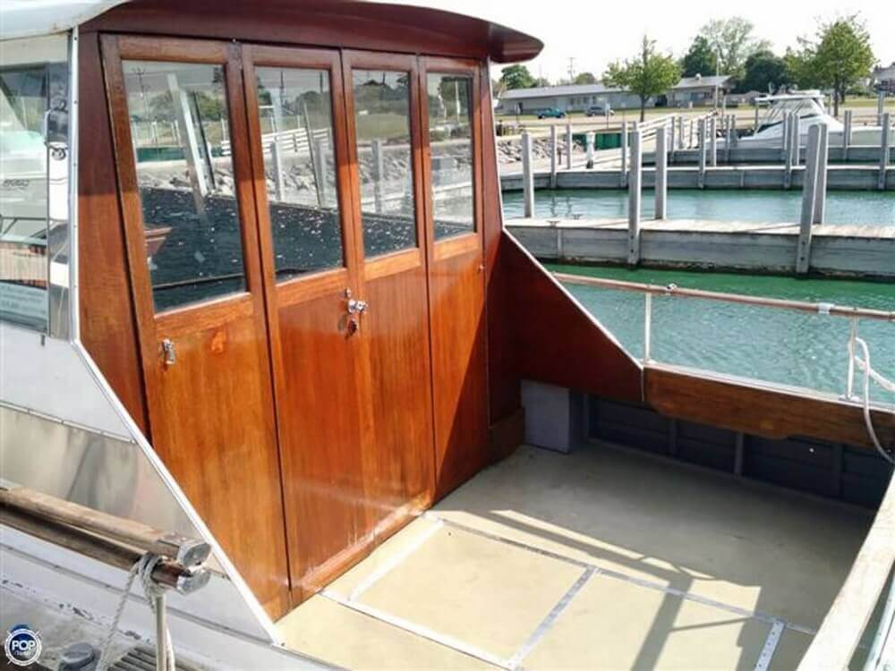 1966 Chris Craft boat for sale, model of the boat is Constellation Hard Top & Image # 6 of 40