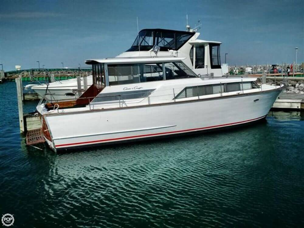 1966 Chris Craft boat for sale, model of the boat is Constellation Hard Top & Image # 3 of 40