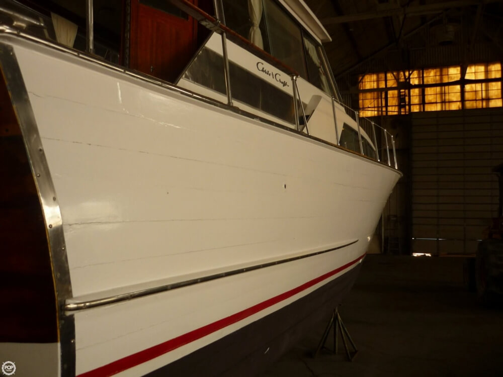 1966 Chris Craft boat for sale, model of the boat is Constellation Hard Top & Image # 36 of 40