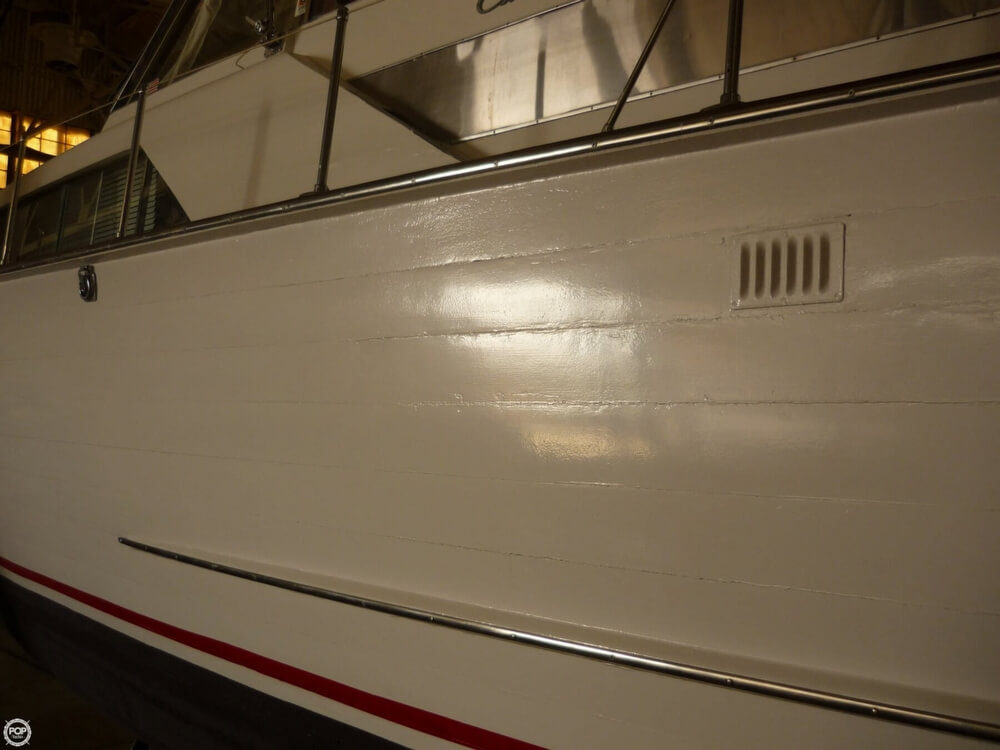 1966 Chris Craft boat for sale, model of the boat is Constellation Hard Top & Image # 40 of 40