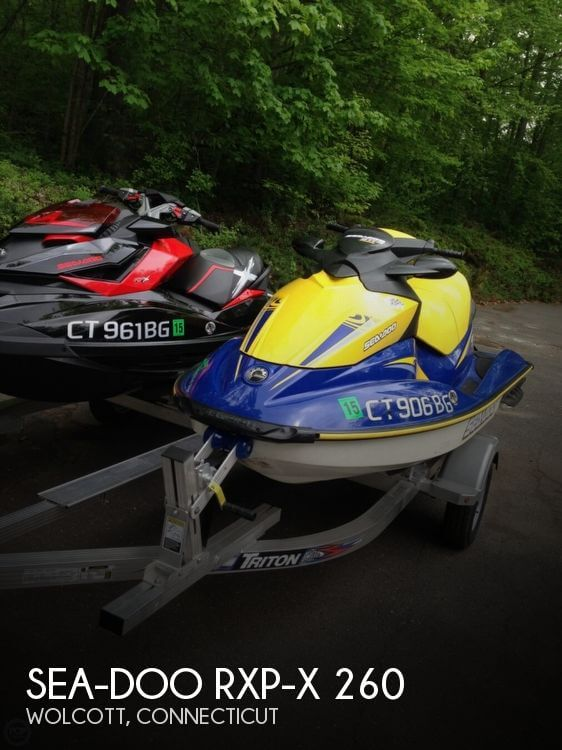 2014 SEA DOO PWC RXP X 260 for sale